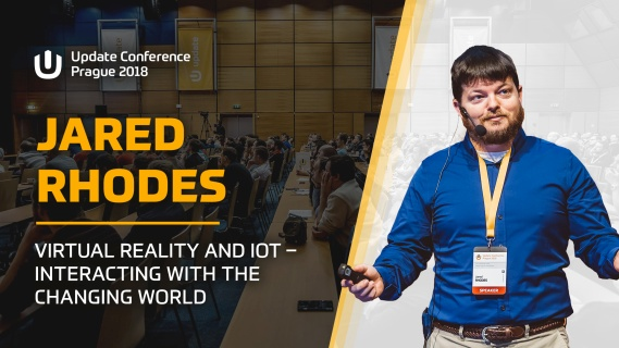 Virtual Reality and IoT – Interacting with the changing world