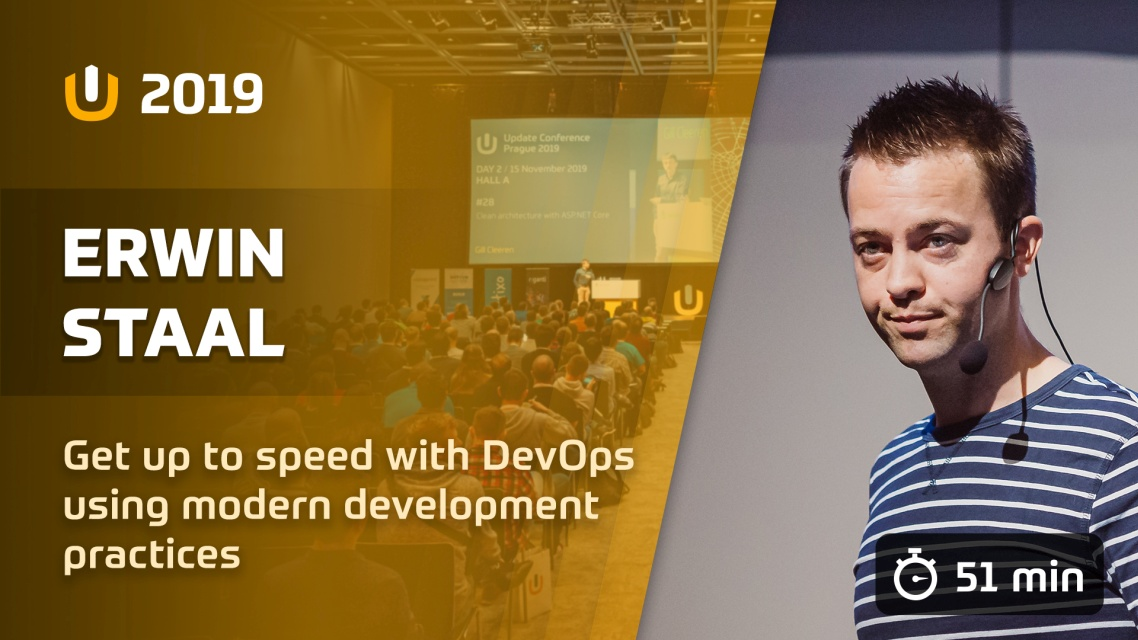Get up to speed with DevOps using modern development practices