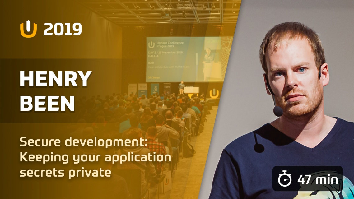 Secure development: Keeping your application secrets private