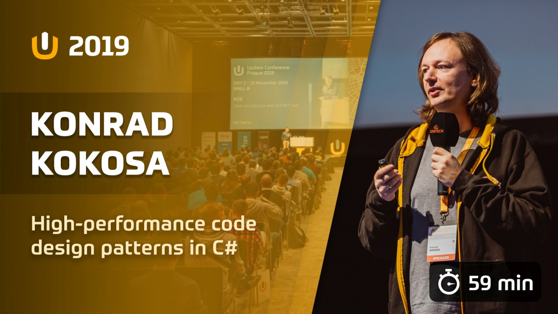 High-performance code design patterns in C#