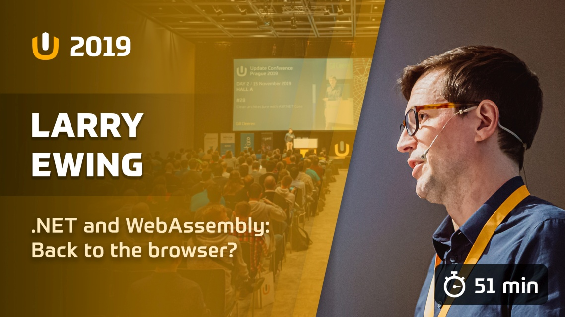 .NET and WebAssembly: Back to the browser?
