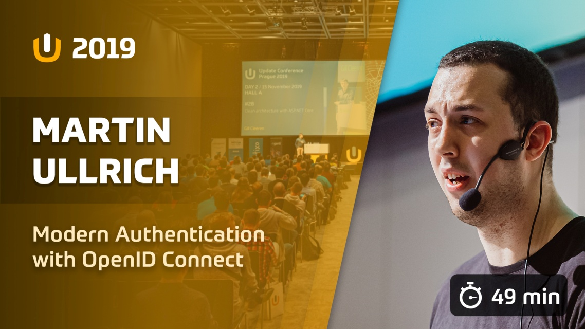 Modern Authentication with OpenID Connect