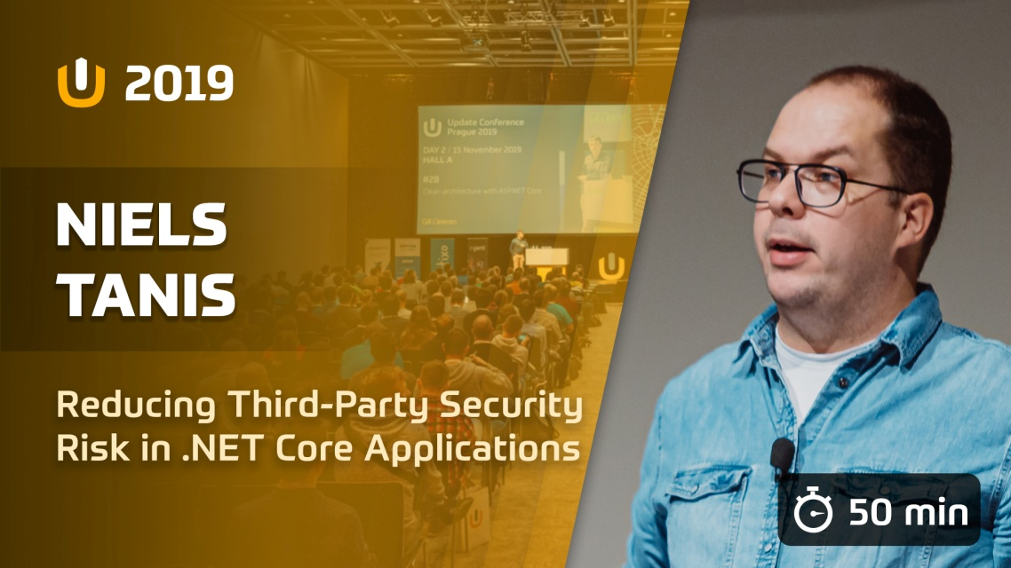 Reducing Third-Party Security Risk in .NET Core Applications